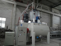 CE approved automatic mixer for PVC plastic