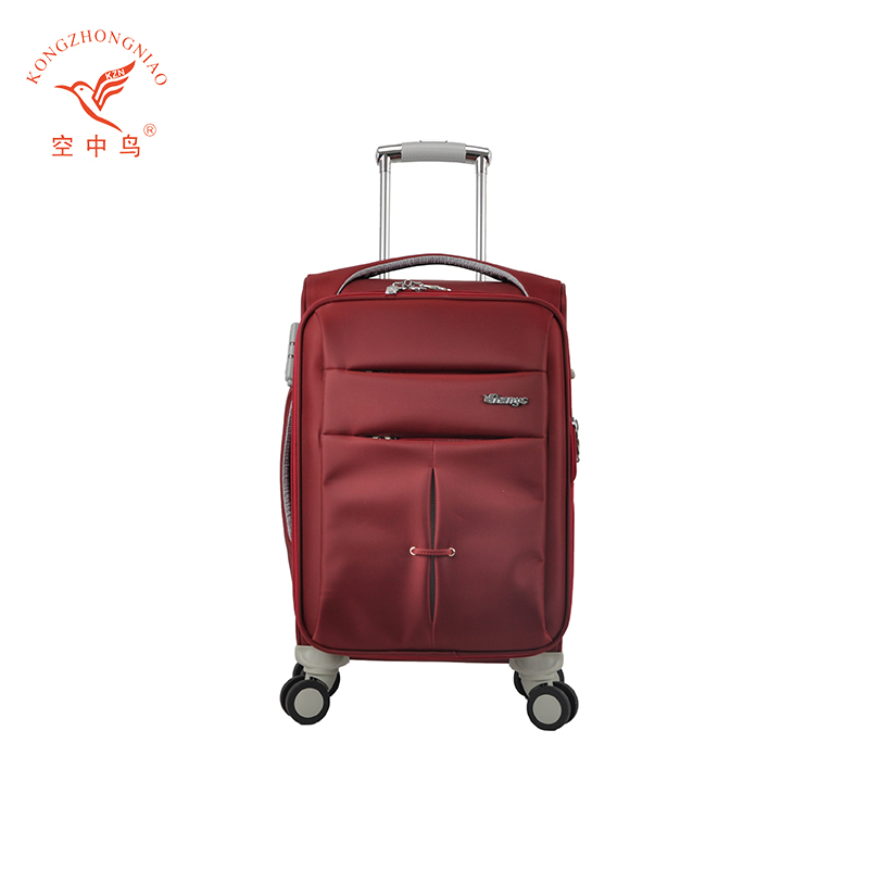 5pcs business style laptop trolley bag with trolley,manufacturer supplier