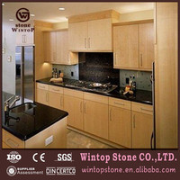 WINTOP Factory GS602 Best Price Granite Black Golden Sands Slabs for sale