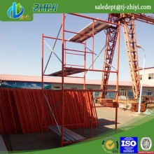 Zhiyi mobile scaffold and patent scaffold