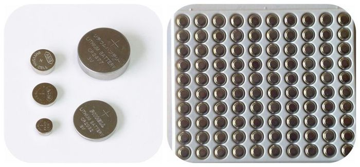 High Quality Top Sale 3V Button Cell Lithium CR2032 Battery