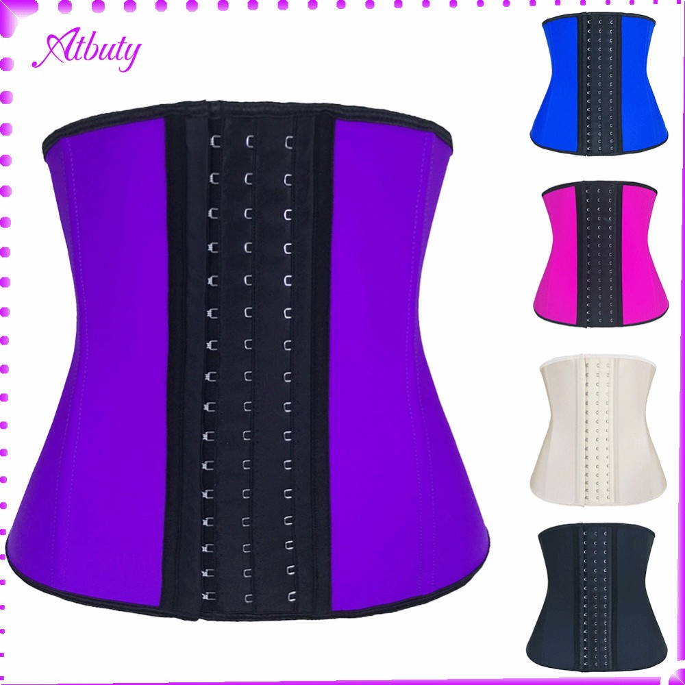 Guangzhou Latex Ann Chery Waist Trainer Shapers Traing corsetti Waist Corset Training Belt For Petite Women