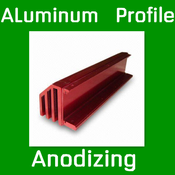 Aluminum profile for Chile market