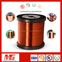 Nema iec jis Standards Polyurethane Nylon Enameled Copper Round Wire