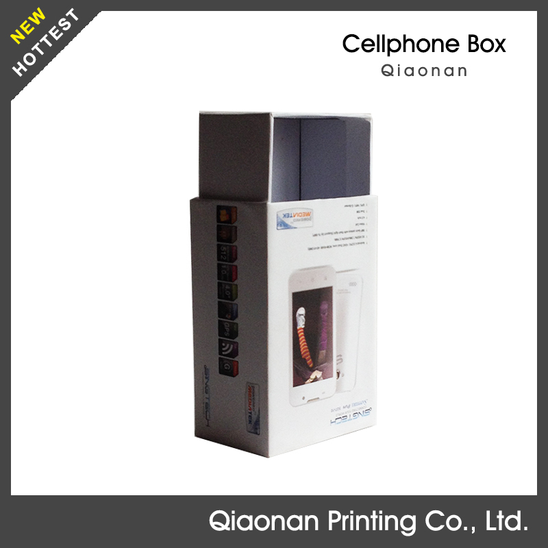 Creative Ipad and generic cell phone paper boxes