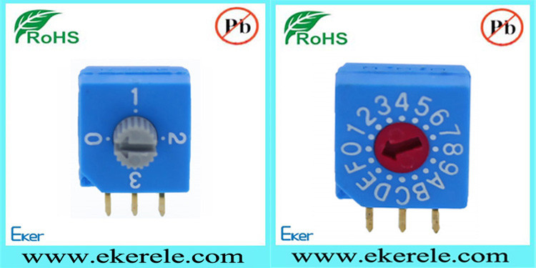 Rotary Encoder Switch 16 Position Rotary Switch