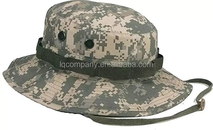 Tactical Army Military Boonie Outdoor Jungle Hat