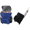 Customizable Good Quality Insulated Cooler Bag On Wheels