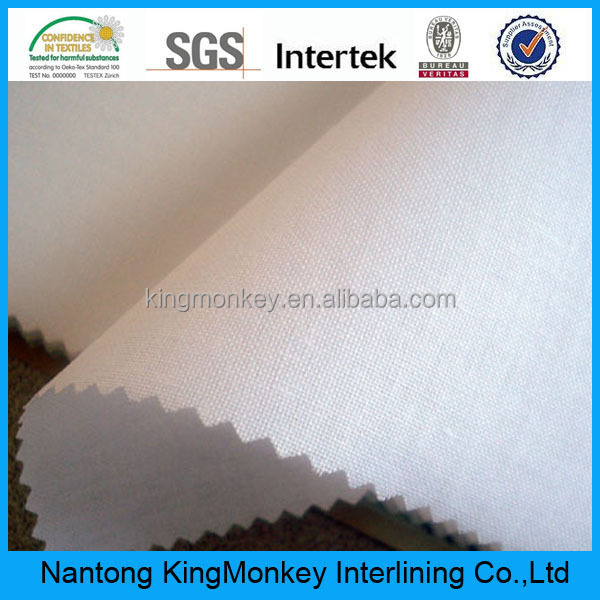 Garment accessory of shirt collar lining