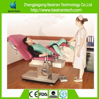 BT-OE004 Cheapest electric obstetric diagnose bed, gynecology delivery chair, gynecology recovery bed