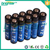 carbon zinc um-4 aaa r03 dry battery
