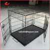 2 Door Collapsible Suitcase Metal Cage Dog