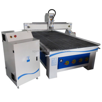 China Linear Type Atc wood Cnc Router with 4.5kw 5.5kw water cooling spindle