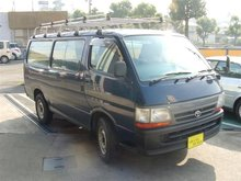 1999 Toyota Hiace Van KG-LH172V Diesel Right 200,000km second hand cars