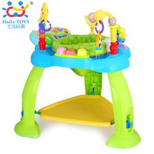 Fashion Design Animal Toy Baby Bouncer Walker