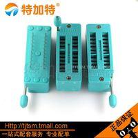 TKTS3--14 p lock bridge IC living activity 14 feet integrated socket Test a base (3 PCS) Electronic Part