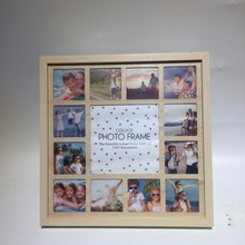 wholesale distressed Wooden collage Photo Picture Frames