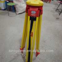 Leica Wood Tripod For Total Station