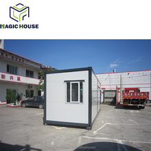 New product easy assembly prefabricated flexible folding container house