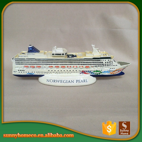 Polyresin/Resin Norwegiag Pearl Model Ship Kit As Your Kid'S Best Choice
