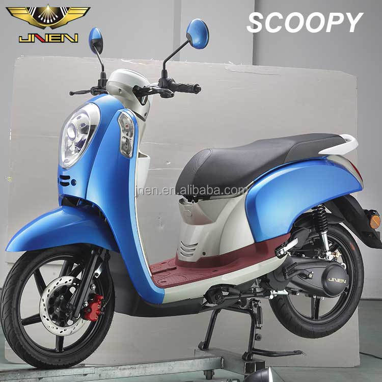Scoopy 150cc JNEN Motor 2017 New Mini Copper minibike with Competitive Price Cute Style Popular Selling Motorcycle Thailand