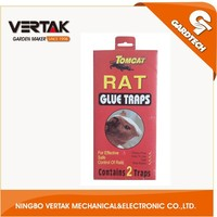 Non poisonous catchmaster glue traps