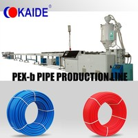Plastic Pipe Extrusion Machine for Cross-linking PEX Pipe
