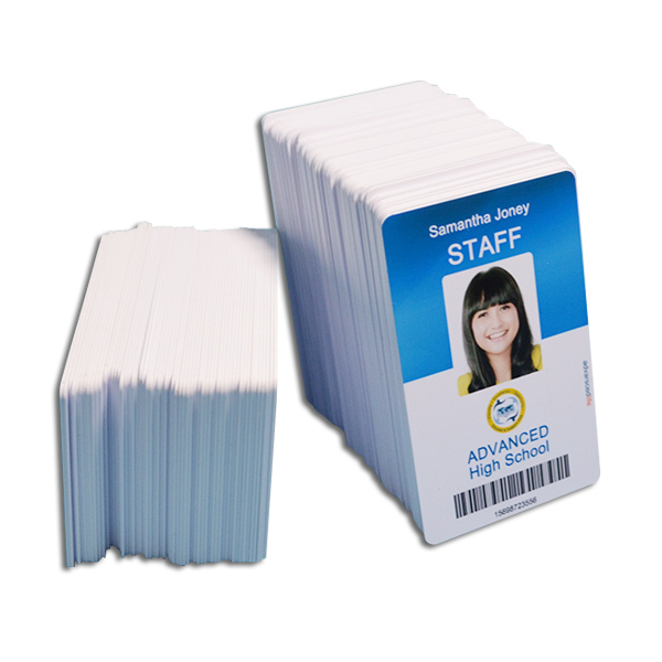 High quality business employee id card/student photo id card manufacturer