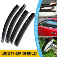 4 Door Wind Deflector Windows Visor Rain Guard For Landrover Discovery 4