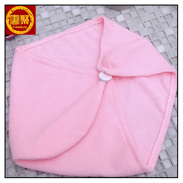2017 order from china direct 500GSM hair dry towel