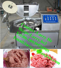 vegetable meat chopper/industrial meat bowl cutter/high speed meat bowl cutter