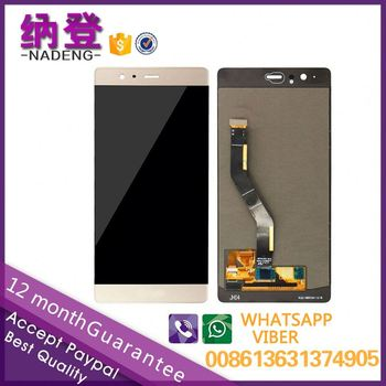 Best quality for Huawei P9 Plus lcd frame adhesive replacement for mobile phone repair replacement with original color
