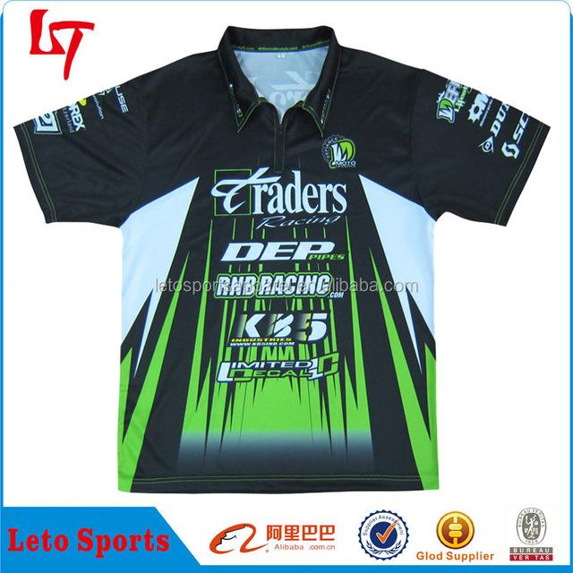 Men's Sublimation 100 Polyester Polo Shirt/ Printing patterns for men/Custom uniform polo shirt
