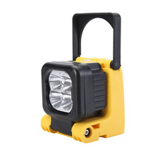 Railway maintenance safety flashing light hand held style or stand led light