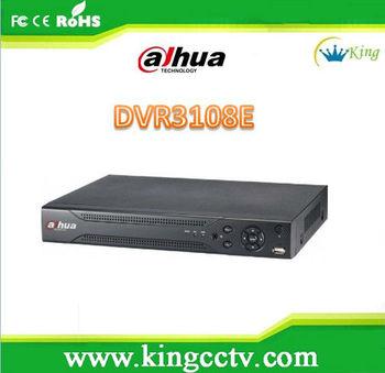 Dahua 8 Channel Dvr Cif Mini 1u Standalone Dvr 8ch Dvr3108e ...