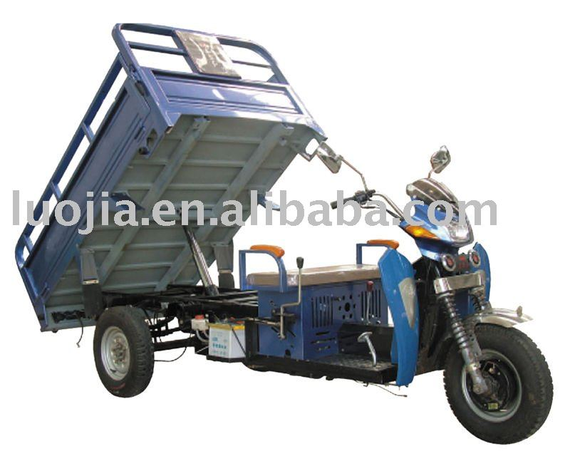 200cc Cargo Tricycle Three Wheel Motorcycle