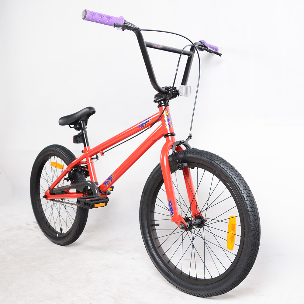 Hot sale 20 inch professional factory custom bmx freestyle bikes