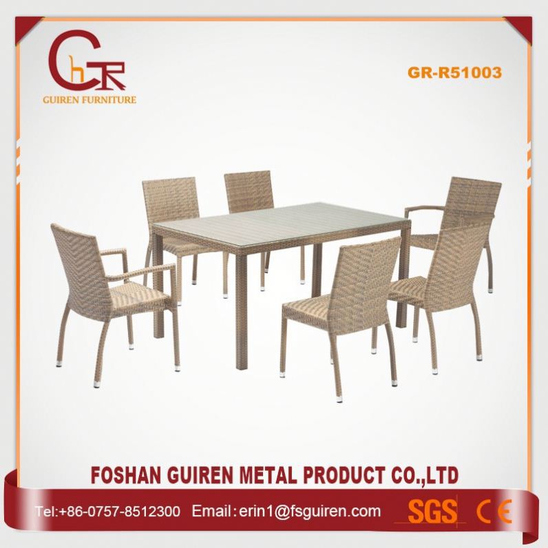 Hot Selling Products Elegant outdoor furniture made of rattan