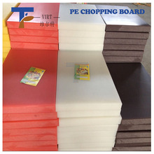 Wholesale uhmwpe High Quality hdpe Cheese Cutting Board with Knifes Set