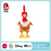 Clean creative chicken plush animal wholesale educational toy