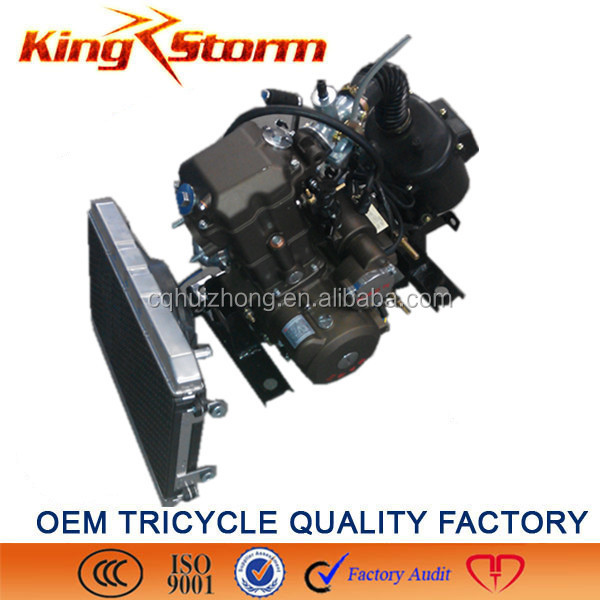 Kingstorm factory prvide cheap three wheel tricycle parts bajaj three wheeler spares parts