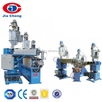 Cable Machine For Automotive Wire Line Pvc Extruder