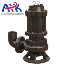 Large flow low head submersible sewage pump for water pool centrifugal sump capacity mine dewatering