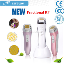 Home Use Fractional RF Skin Beauty Instrument RF Machine For Face Lift+Skin Rejuvenation+Wrinkle Remover