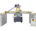 High Precision Granite Block Cutter Multi Blade Stone Cutting Machine