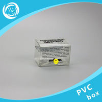 printed plastic handles corrugated boxes