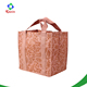 Ecological tote non woven bag recycle PP fabrics gift non woven bag for surpermarket