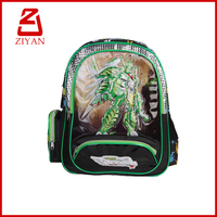 OEM personalize style teenagers custom school bag boys