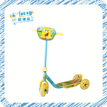 Hot sale multifunction three wheels two in one bike kick scooter ride on toys tuk tuk