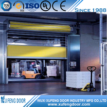 New Generation Used Overhead China Rolling Up Door